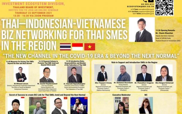 โอกาสช่องทางธุรกิจใหม่ๆ ในอินโดนีเซีย และเวียดนามสำหรับ SME
